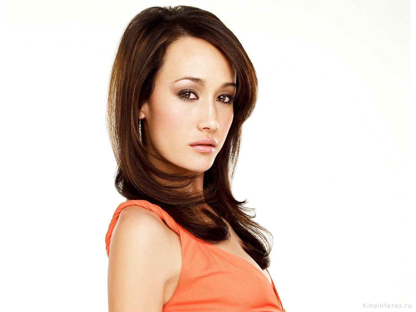 Мэгги Кью актер